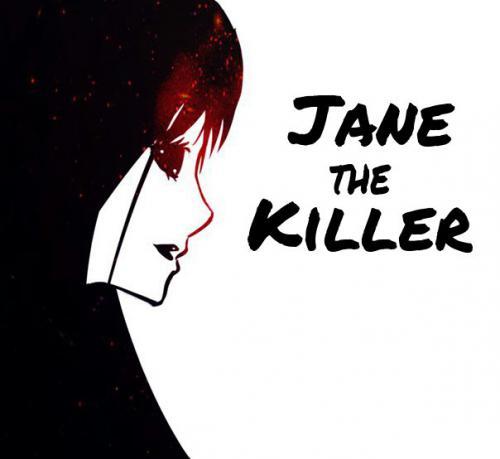 Рисуем убийцу Джейн