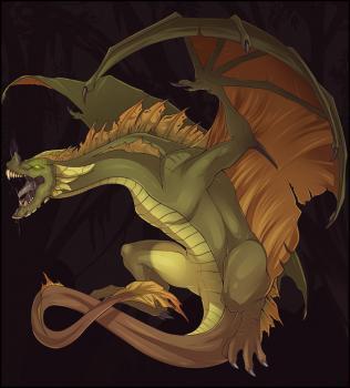 Как научиться рисовать дракона