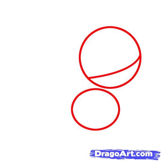 Как нарисовать Скуталу (Scootaloo) из Дружба - это чудо карандашом поэтапно