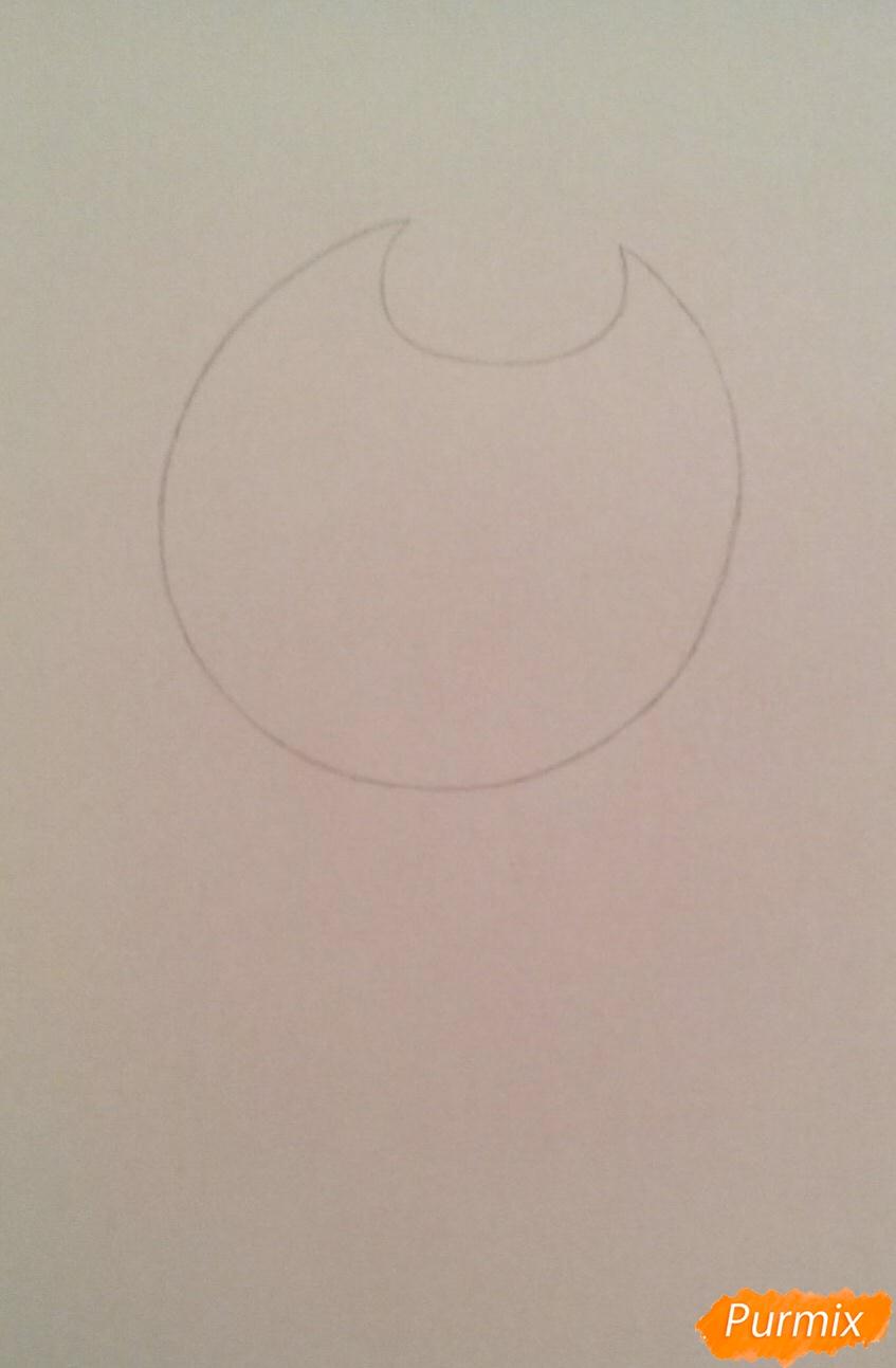 Как рисовать егора крида поэтапно 6