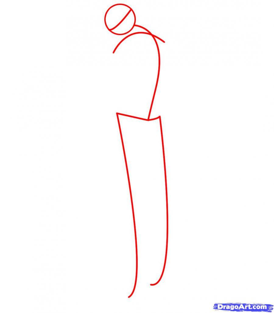 Рисуем Альтаира из игры Assassins Creed - фото 1