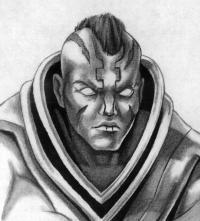 героя Anti-Mage из Dota 2