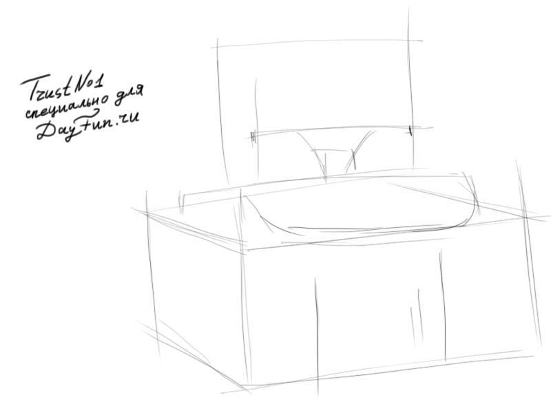 Рисуем Крутого Сэма на квадроцикле