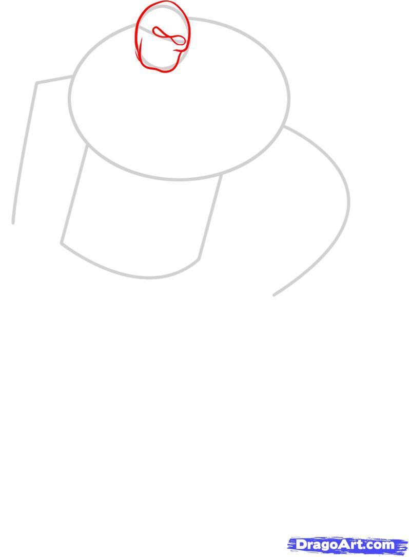 Рисуем монстра Charger из Left 4 Dead
