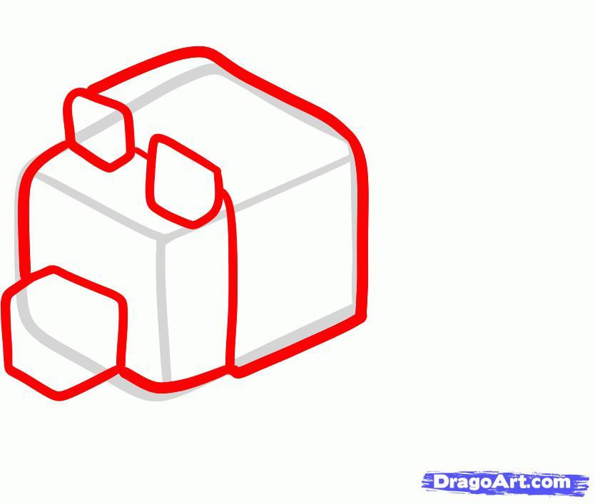 видео из игры майнкрафт строим дом
