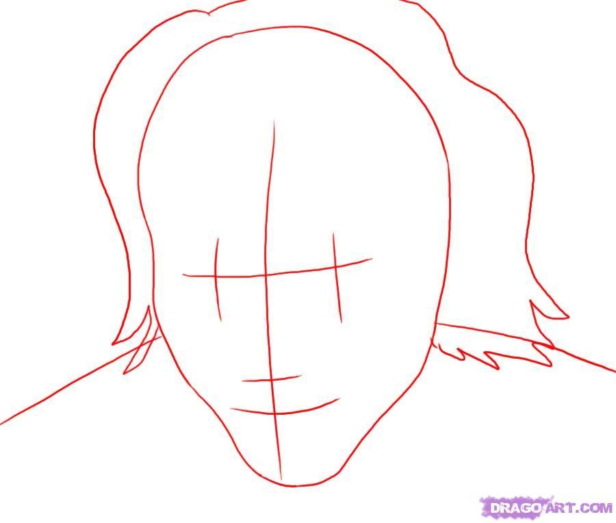 Рисуем Портрет Джокера из «Темного рыцаря»