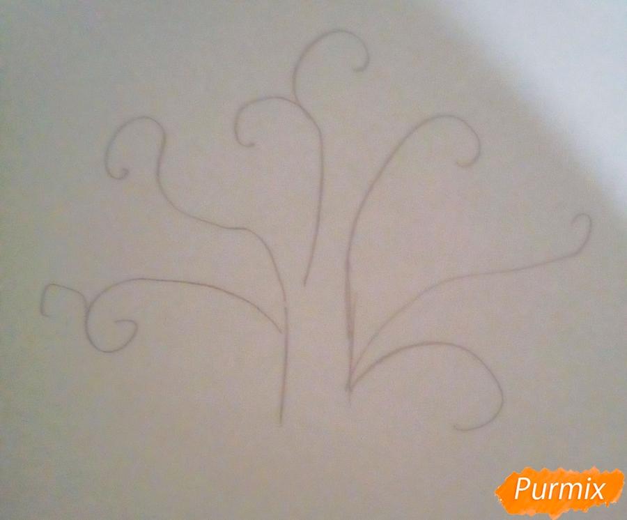 Как легко нарисовать генеалогическое древо - шаг 1