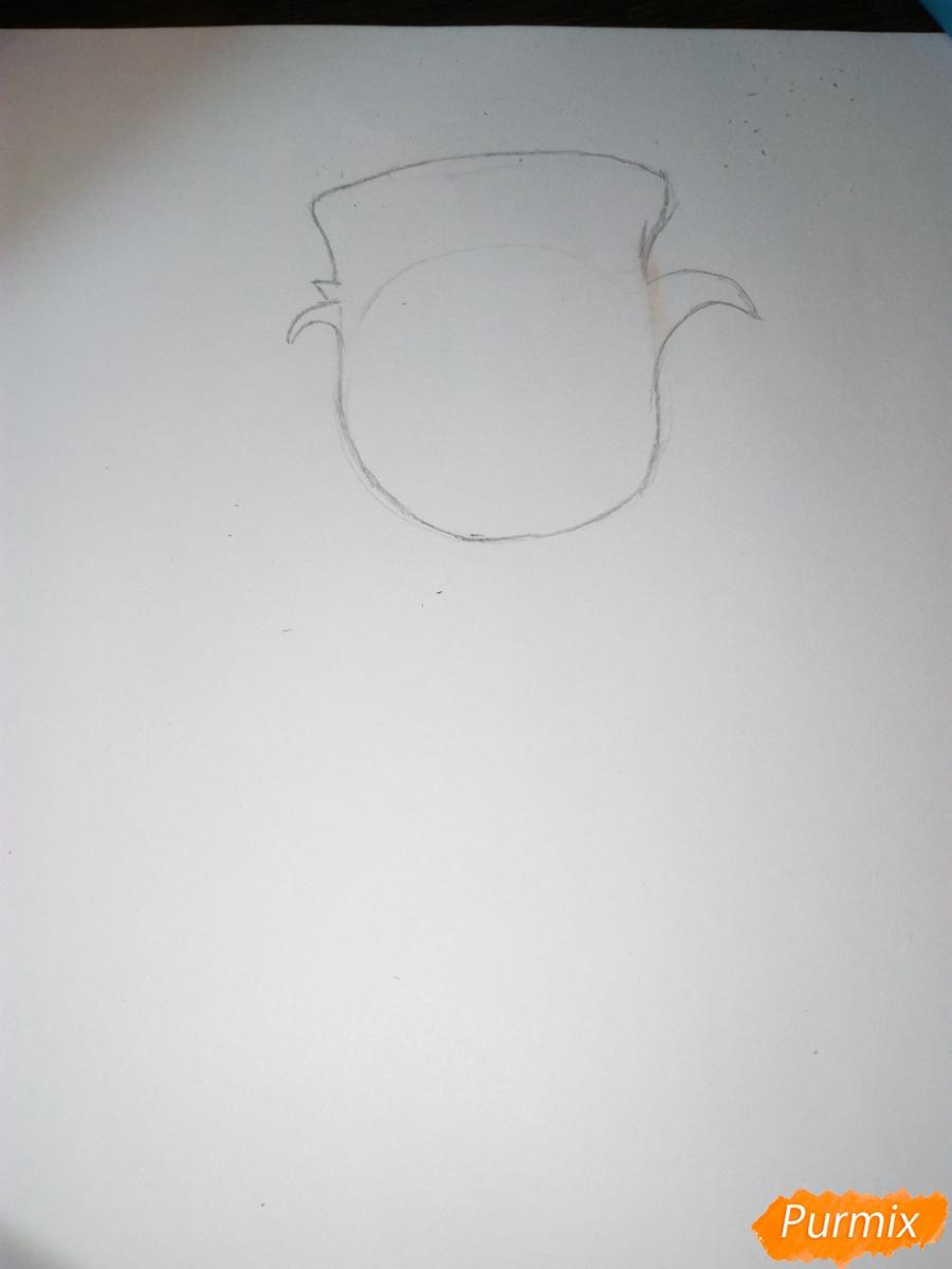 Рисуем и раскрасить розу - фото 2
