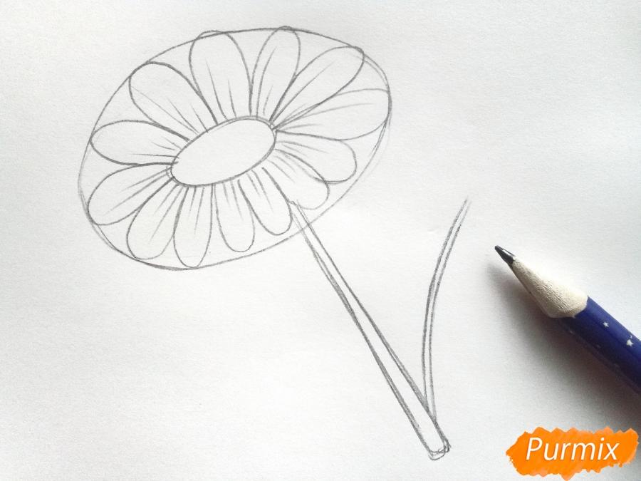 Ромашка для детей - фото 3