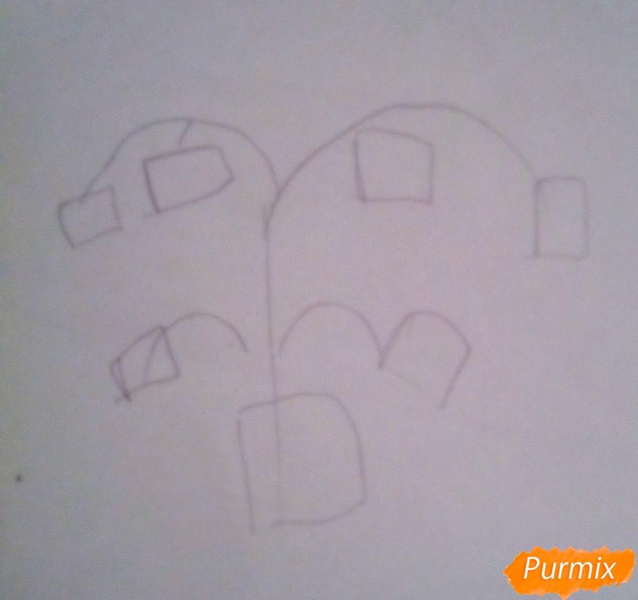 Как просто нарисовать семейное дерево - шаг 1