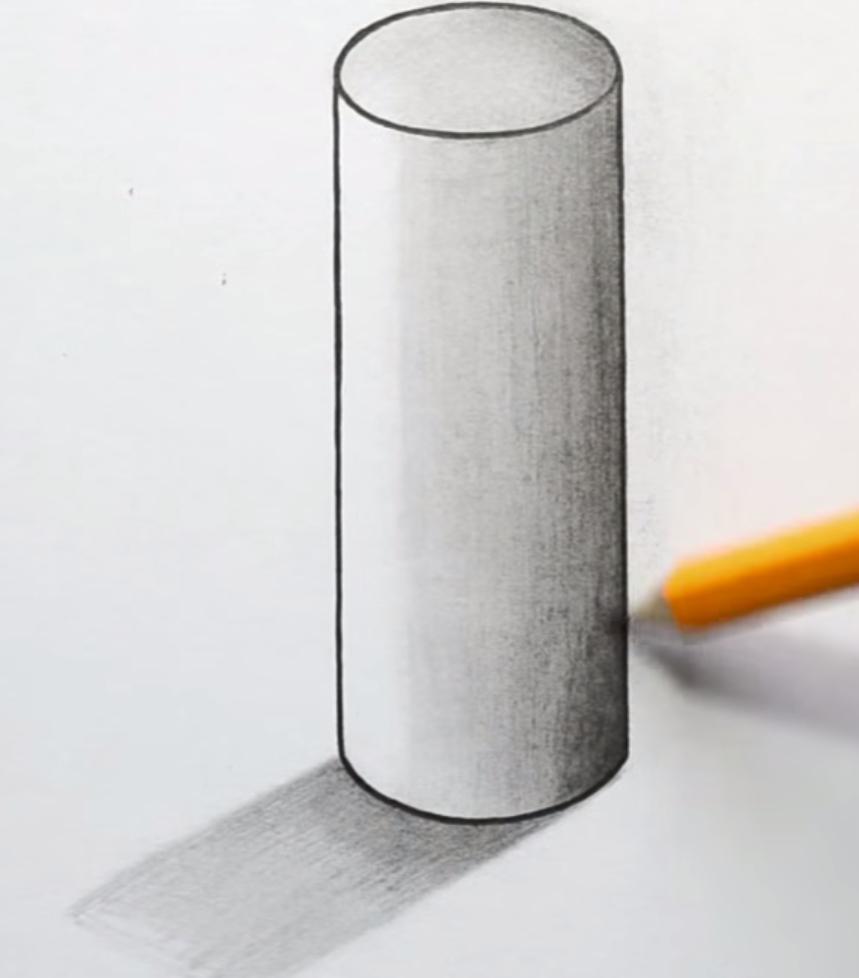 Цилиндр Зернистый