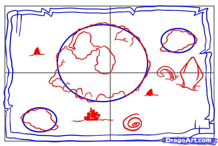 Рисуем карту метро