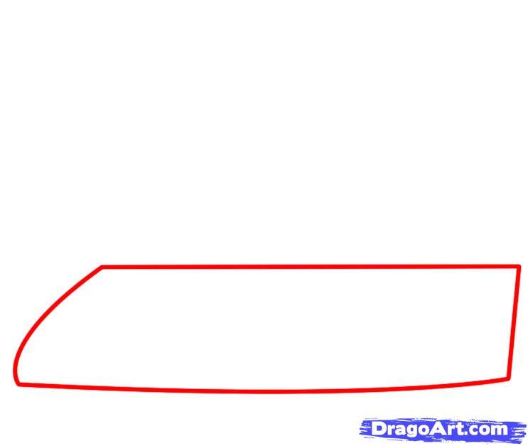 Рисуем Ноутбук - шаг 1
