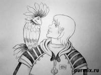капитана Бурана и Говоруна из Тайна третьей планеты