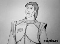 капитана Кима из Тайна третьей планеты
