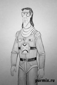 профессора Селезнева из Тайна третьей планеты