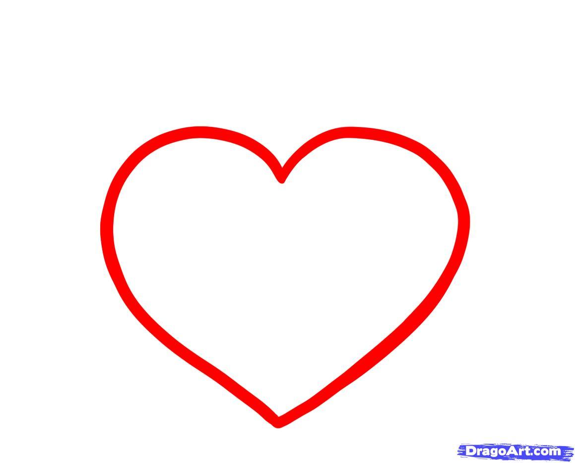 Граффити сердечко 5