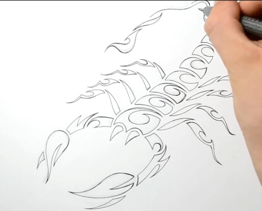 Самые красивые рисунки своими руками 87