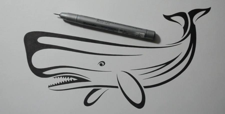 картинки тату на бумаге карандашом