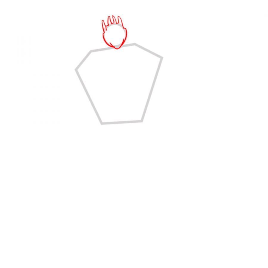 Как нарисовать саундвейва