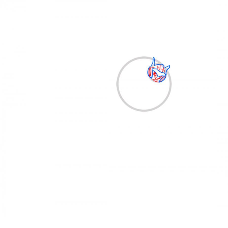 Рисуем трансформера Джаза простым - шаг 3