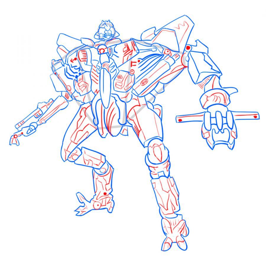 Transformers Coloring Pages Starscream  getdrawingscom