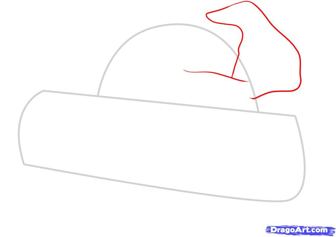 Рисуем мотоцикл - шаг 2