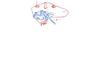 Рисуем средний танк США M46 простым