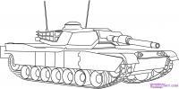 Фото военный танк
