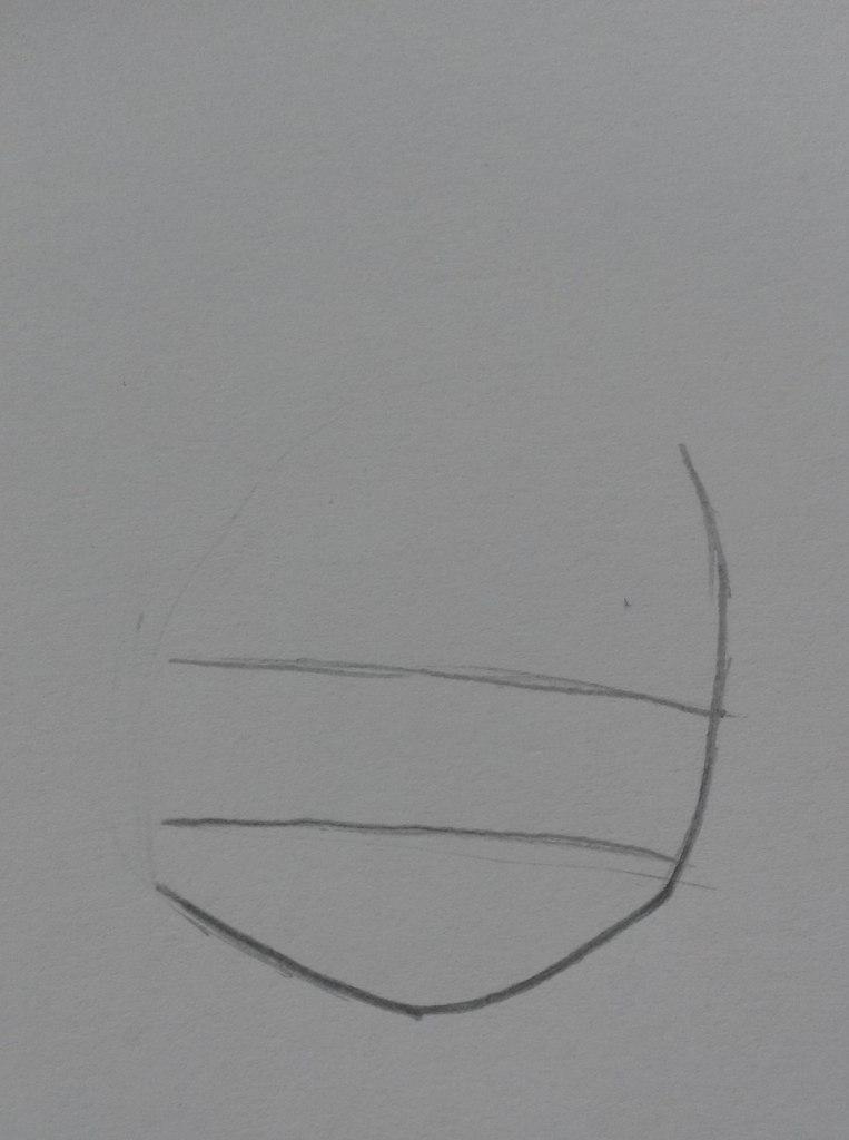 Рисуем чиби девочку с тыквой на хэллоуин