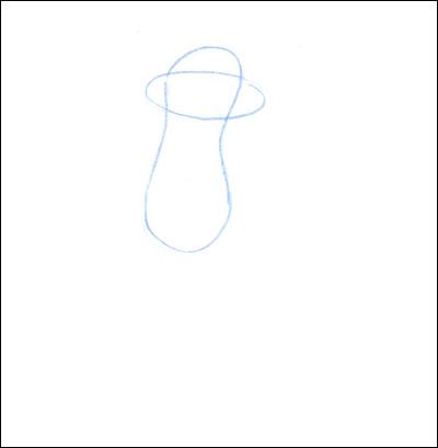Рисование гуашью для начинающих пошаговые уроки зимний пейзаж