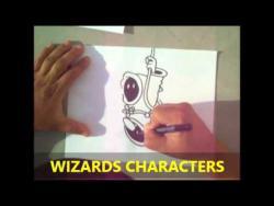 Как нарисовать человечка с баллончиком в стиле граффити видео урок