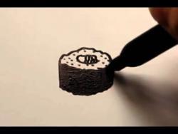Как нарисовать маркером суши ролл ребенку видео урок