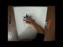 Как нарисовать Супермэна в стиле граффити видео урок