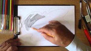 Виды карандашей для рисования, видео обзор