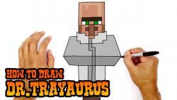 Dr.Trayaurus из Minecraft видео урок