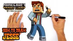 Jesse из Minecraft видео урок