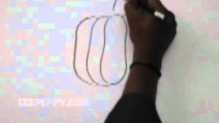 Как легко нарисовать Тыкву карандашом видеоурок