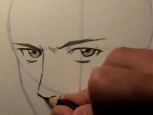 Видео как рисовать реалистичное манго лицо карандашом