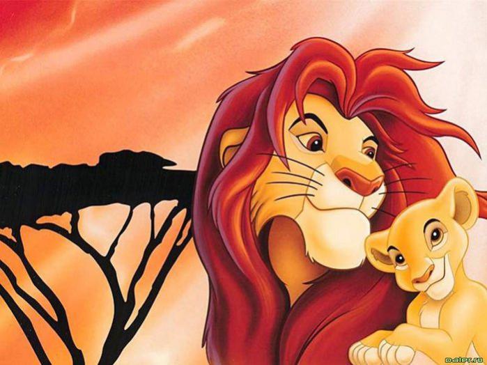 Фото lion king к уроку