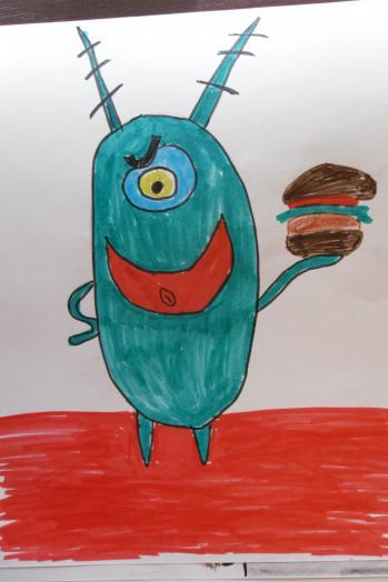 планктон фото рисунок