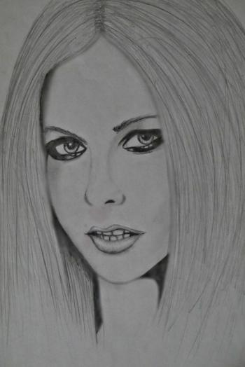 Фото Avril Lavigne к уроку