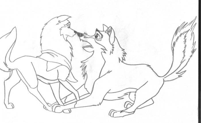 Фото волчица золотая стрелла к уроку