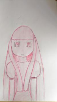 Как нарисовать Бубльгум из время приключений