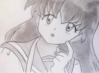 Кагомэ Хигураси из аниме Пес демон-хранитель