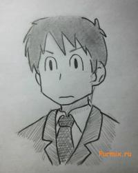 Кэндзабуро Дайку из аниме Мелочи жизни