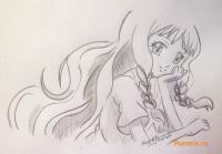 Фото Мэгуми Ямамото из аниме S · A: Special A
