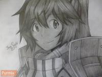 Соджиро Сета из аниме Лог Горизонт
