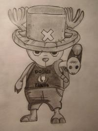 Тони Тони Чоппера из One Piece