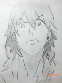 Фото Удзу Санагэяма из аниме Убей или умри
